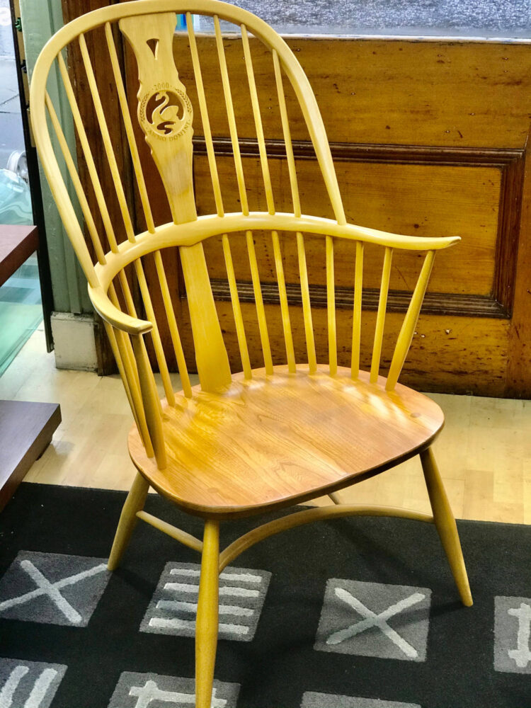 Ercol Chairmakers Millenium Chair