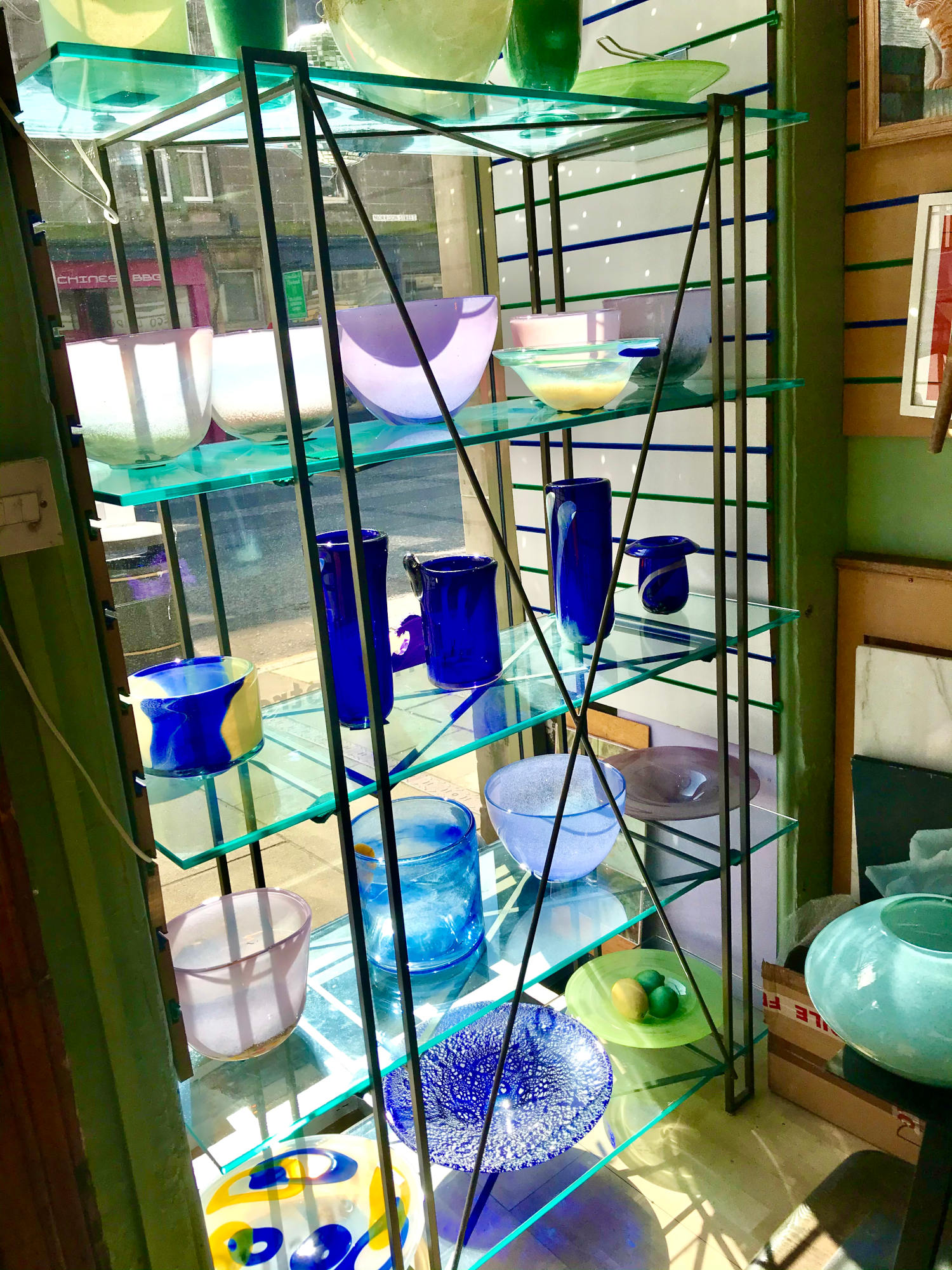 The art glass Collection
